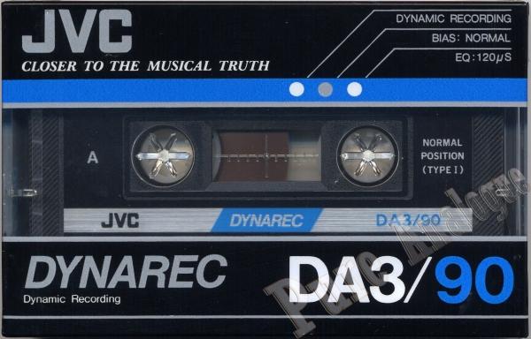 JVC DA3 (1983) EUR/US