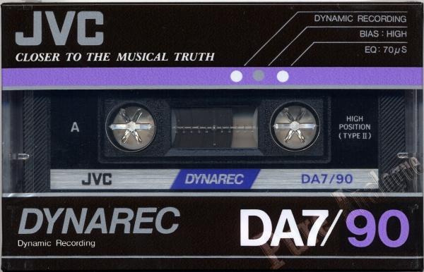 JVC DA7 (1983) EUR/US