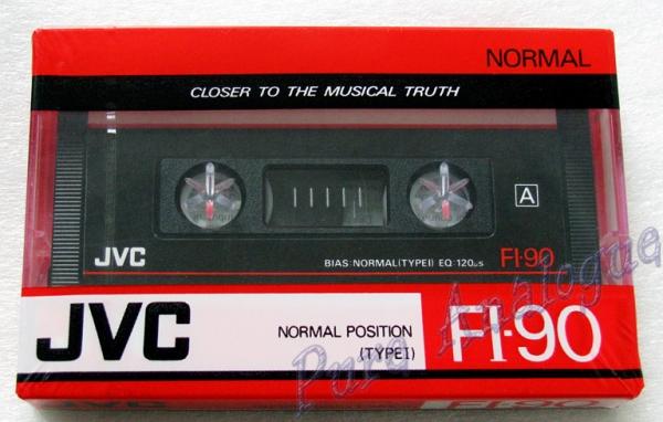 JVC FI (1988) EUR/US