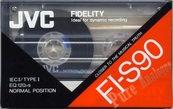 JVC FI-S (1990) EUR
