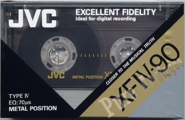 JVC XF-IV (1991) EUR/US