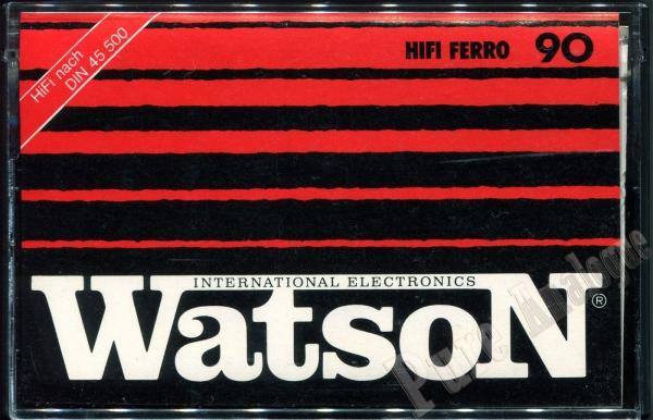 Watson HIFI Ferro (1978) EUR