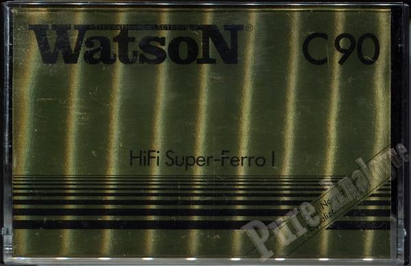 Watson HIFI Super Ferro (1978) EUR