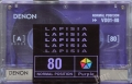 Denon Lapisia Purple (1997) Japan