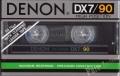 Denon DX7 (1982) EUR/US