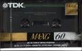 TDK MA-XG (1990) EUR