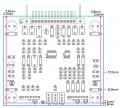DBX Олимп-003, Э-003, 004. Cхема Akai 747, 11 плат, SMD