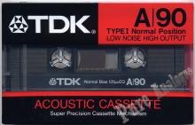 TDK A (1986) EUR